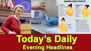 காலை செய்திகள் 29/04/2021 – Today Britain News