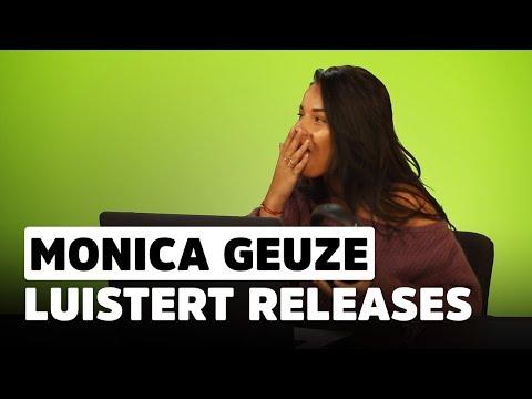 Monica Geuze vindt muziek tijdens de seks ongemakkelijk I Release Reacties