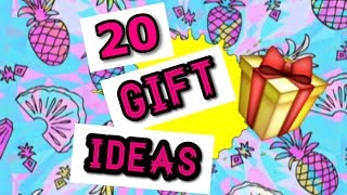 20 GIFT IDEAS for your GIRLFRIEND, MOM, SISTER, WIFE !