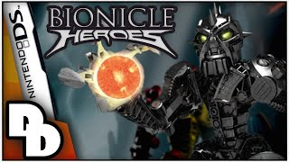Bionicle Heroes... On the DS? | Dub Review