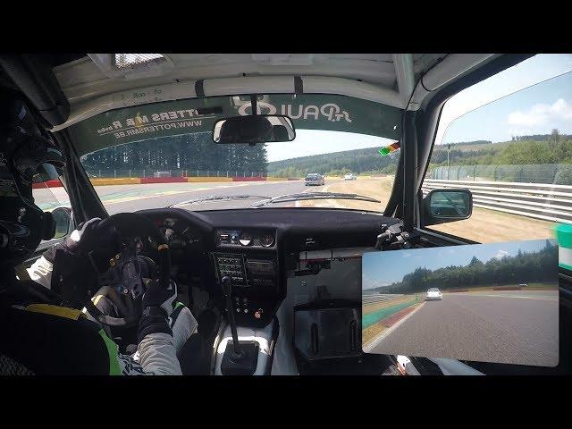 Spa Summer Classic - Belcar Youngtimer Cup onboard Dirk Van Rompuy
