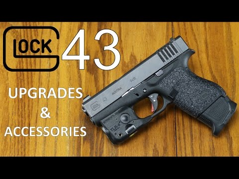 Glock 43 Reliability Test: Military Arms Channel Gauntl ...