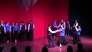 DF Dance: Adult Ballroom Team - Waltz in