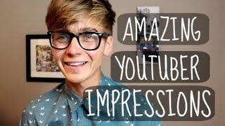 Amazing Youtuber Impressions | ThatcherJoe