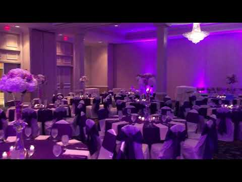 Ashyana Banquets - DJ & Uplight's by - DJ OZA - Indian DJ in Naperville