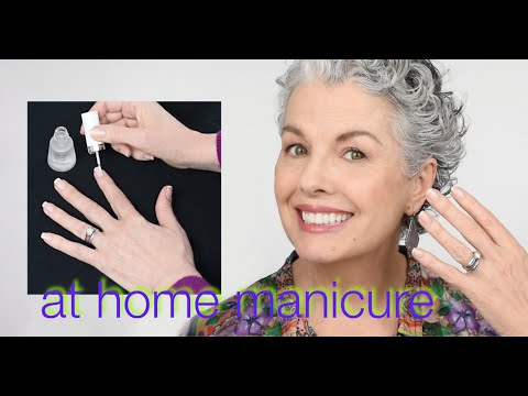 How To - Basic Manicure At Home With Kerry-Lou