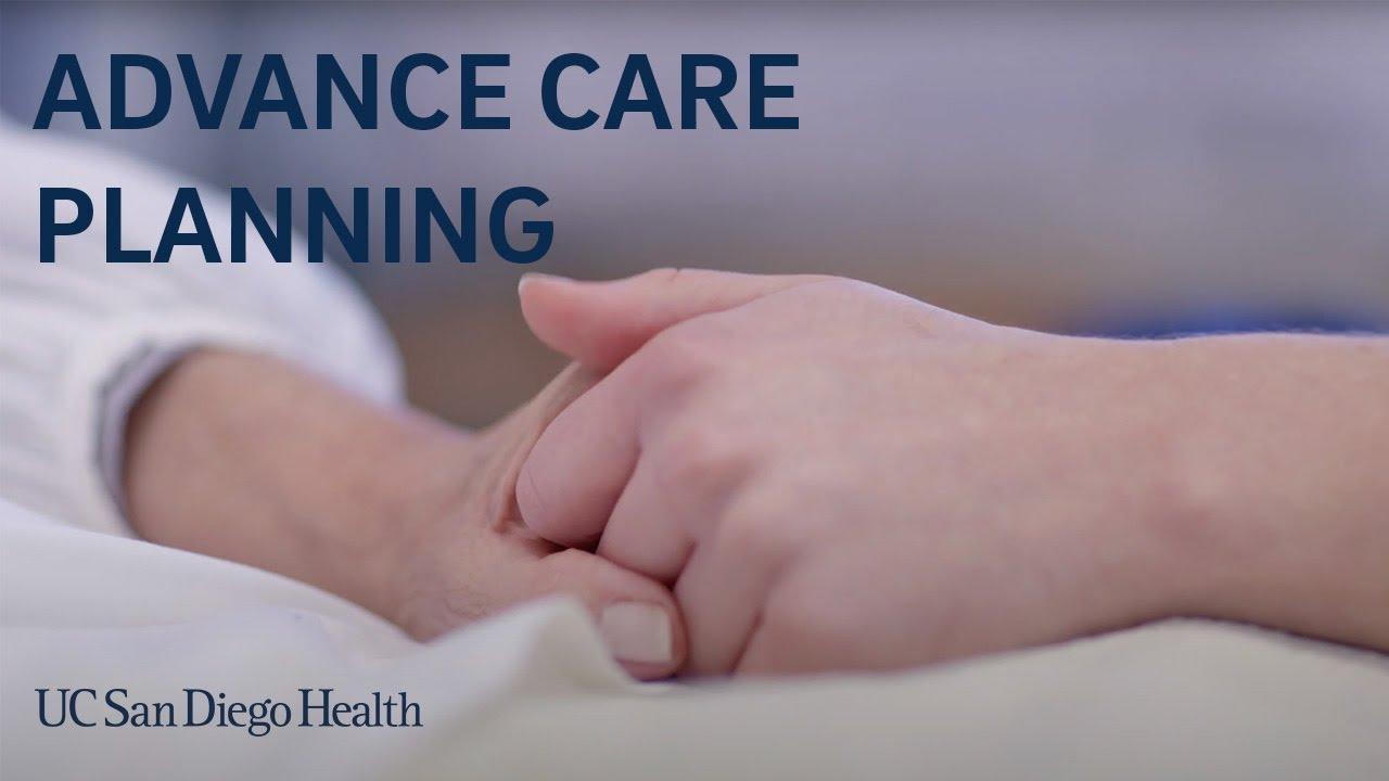 Advance Directives | UC San Diego Health