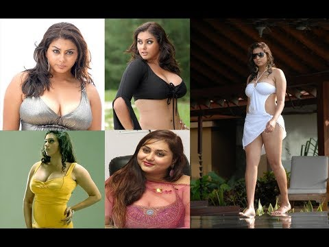 Namitha -- Big Assets, Cleavage, Plus Size, Sexy, Hot Compilation --