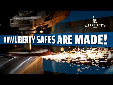 How Are Liberty Safes Made?