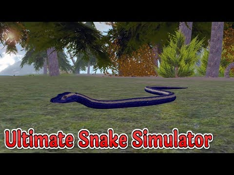 🐍Ultimate Snake Simulator--Ultimate Forest Simulator-By Gluten free games-IOS/Android