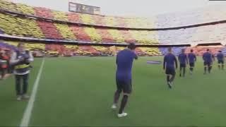 ไฮไลท์ฟุตบอลเมื่อคืน _ บาร์เซโลน่า vs เรอัล มาดริด
