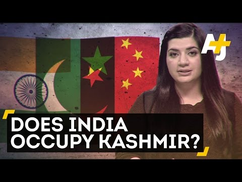 Is Kashmir Occupied?