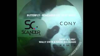Cony - Butterfly, Remember Me (Daso Remix)