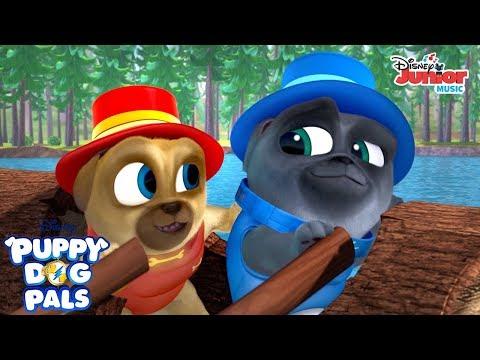 Ol' Snapper | Music Video | Puppy Dog Pals | Disney Junior