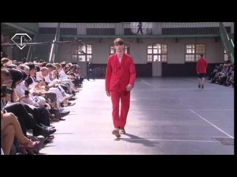 fashiontv | FTV.com - PARIS MEN FW S/S 2011 - KENZO SHOW