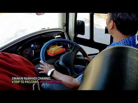 Bus Wiratama Trip Ke Pacitan, Jalur Ponorogo Ke Pancer Door, Goa Gong Dan Klayar