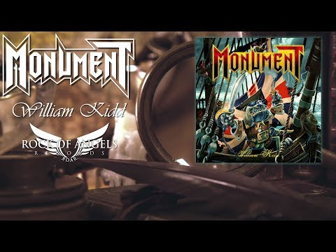 "MONUMENT - ""William Kidd"" (Official Video)"