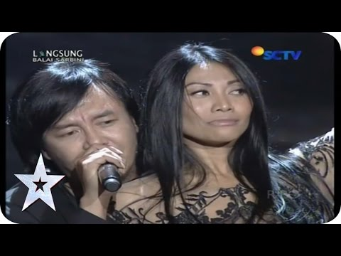 Special Performance: Ari Lasso & Anggun Collaboration - RESULT SHOW - Indonesia's Got Talent