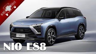 Электромобиль из Китая Nio ES8