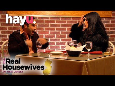 Sibling Rivalry: Joe vs. Teresa   The Real Housewives of New Jersey