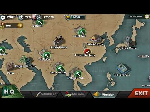 world conqueror 3 mod apk unlimited medals and resources