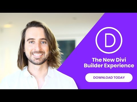 Introducing The New Divi Builder Experience!