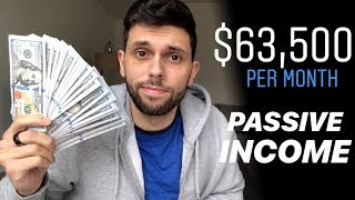 Passive Income How I Built 5 Income Streams By Age 22 Each 1000 a MONTH