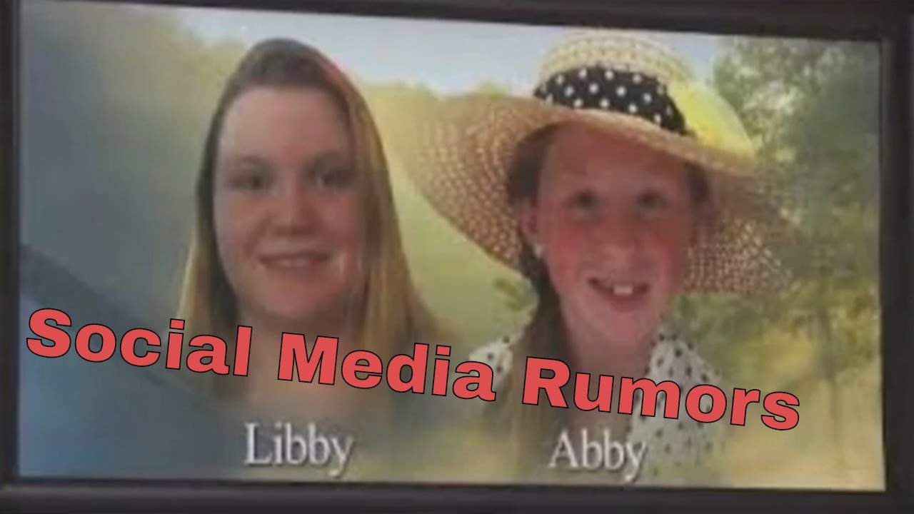 Delphi Murders - Current Updates: Rumors Debunked | Abby & Libby Park  Reaches It's Fundraising Goal