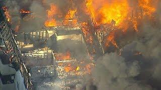 300 displaced after massive Pico Rivera fire   ABC7