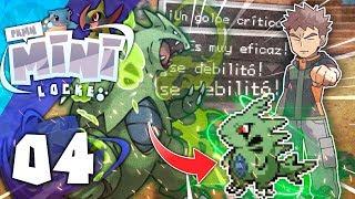 💥 MINI-TYRANITAR nos DESTRUYE 💥 - Pokémon Minilocke #4 con [PichacoBros]