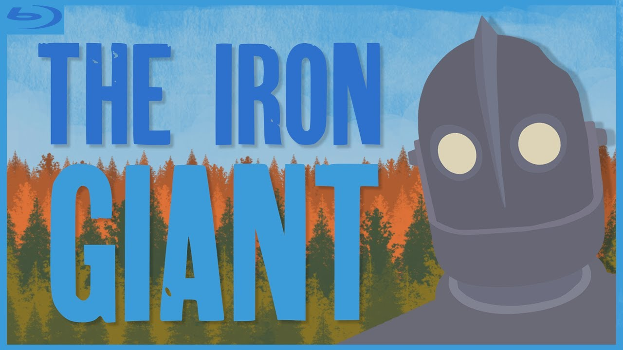 Download The Iron Giant | Blu-Ray Show Thing