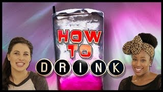 HOW TO MAKE GLOW IN THE DARK JUNGLE JUICE?!