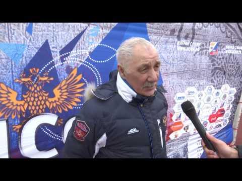 Интервью с главным тренером ЧГПУ, Драндровым Герольдом Леонидович