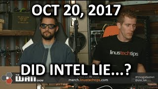 Intel COULD Make Z270 Work with Coffee Lake - WAN Show October 20, 2017 thumbnail