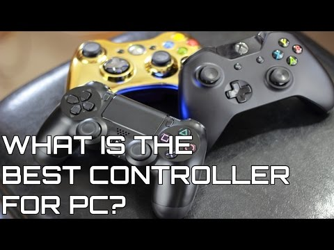 What Is The Best Controller For PC Gaming? | 2015