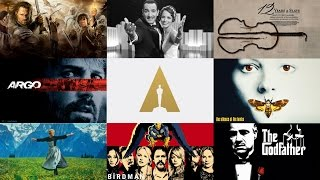 Every Oscar Winner for Best Picture (1928-2017)