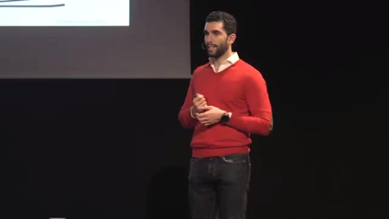 Blockchain: La revolución industrial de internet  | Daniel Díez García | TEDxRivasVaciamadrid