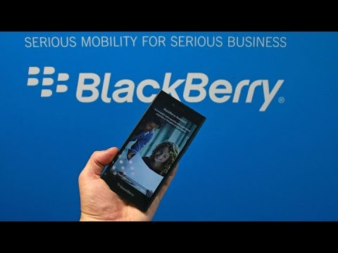 BlackBerry Plans to Release 2 New Phones by Feb. 2017, CEO Says