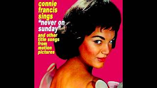 Never On a Sunday - Connie Francis - Guitar Cover (TABS Available)