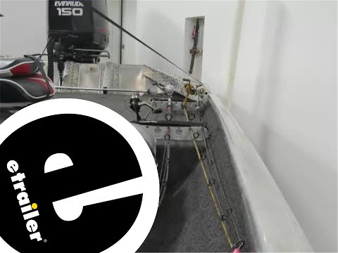 Etrailer | BoatBuckle Vertical Rod Hold Down System Review