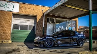 Motion Lab Tuning Mazda RX-8 | A Mike Kuhn Racing Production