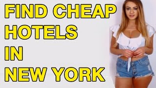 Last Minute Booking hotels in NYC