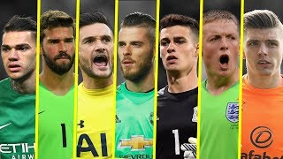 vuclip Best Premier League Goalkeepers - Amazing Saves - 2018 - HD