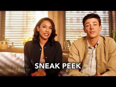 "The Flash 4x02 Sneak Peek ""Mixed Signals"" (HD) Season 4 Episode 2 Sneak Peek"