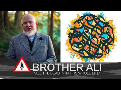 """Brother Ali """"All The Beauty In This Whole Life"""" - Caution Tape Podcast (Tape 61)"""