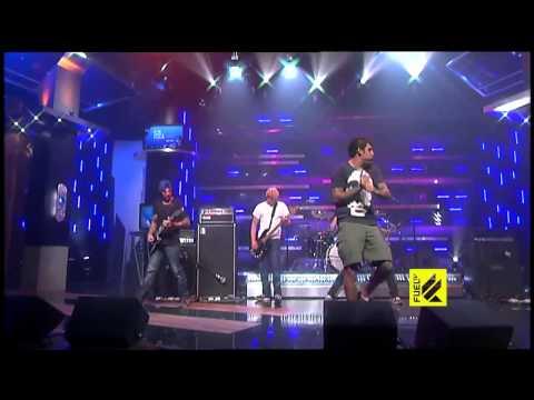 Parkway Drive - Sleepwalker - Live on The Daily Habit (Fuel TV)