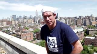 Работы на высоте или Секретная жизнь мойщиков окон из Нью Йорка!
