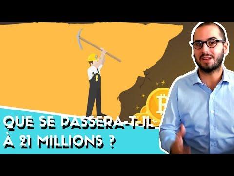Les frais de transaction du bitcoin vont-ils exploser à 21 millions de $BTC ?