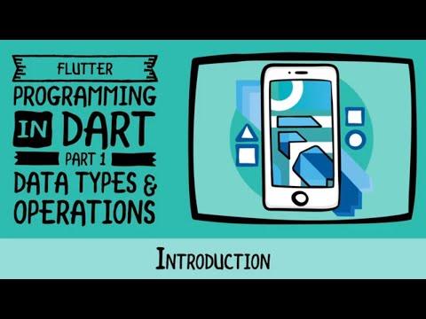 Learning Dart For Cross Platform Mobile Development - Programming Fundamentals