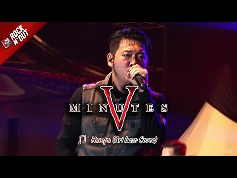 HAMPA | Five Minutes Nyanyiin Lagu Ari Lasso [Live Konser di Bulukumba]
